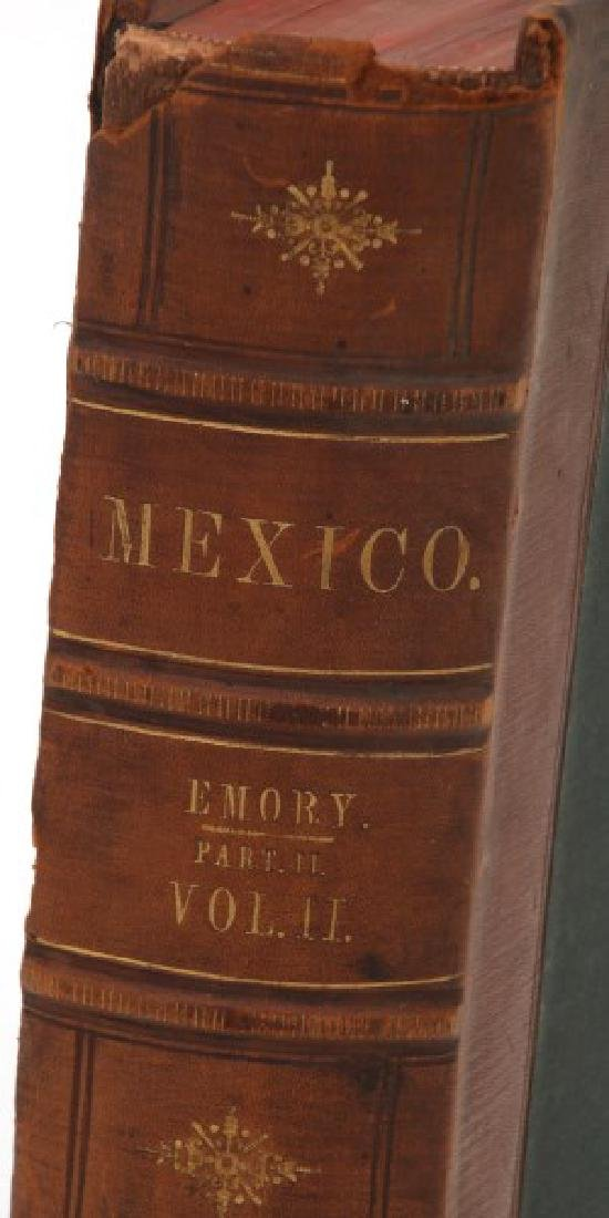 Emory US And Mexican Boundary Survey Book - 9