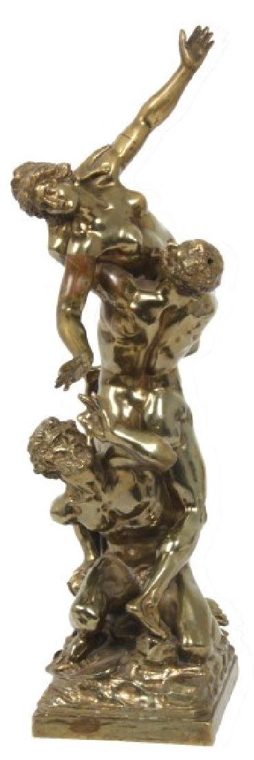 Giambologna Bronze - The Rape of the Sabine Woman