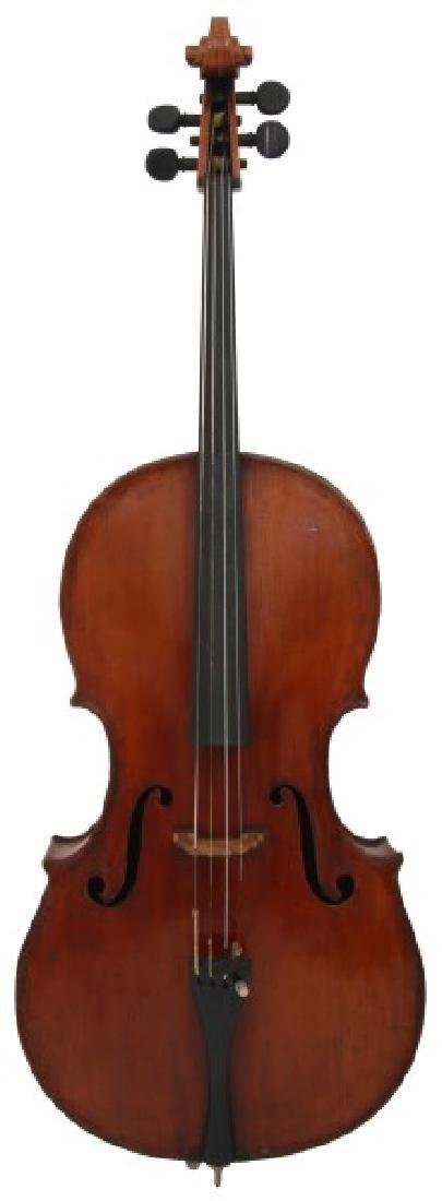 Rare Leandro Bisiach Cello