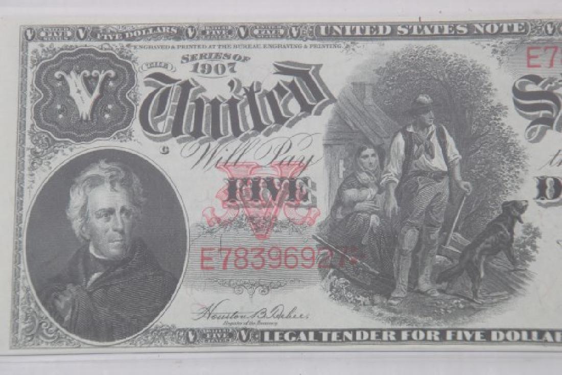 1907 Legal Tender, 1934 & 1935 Silver Certificate - 9
