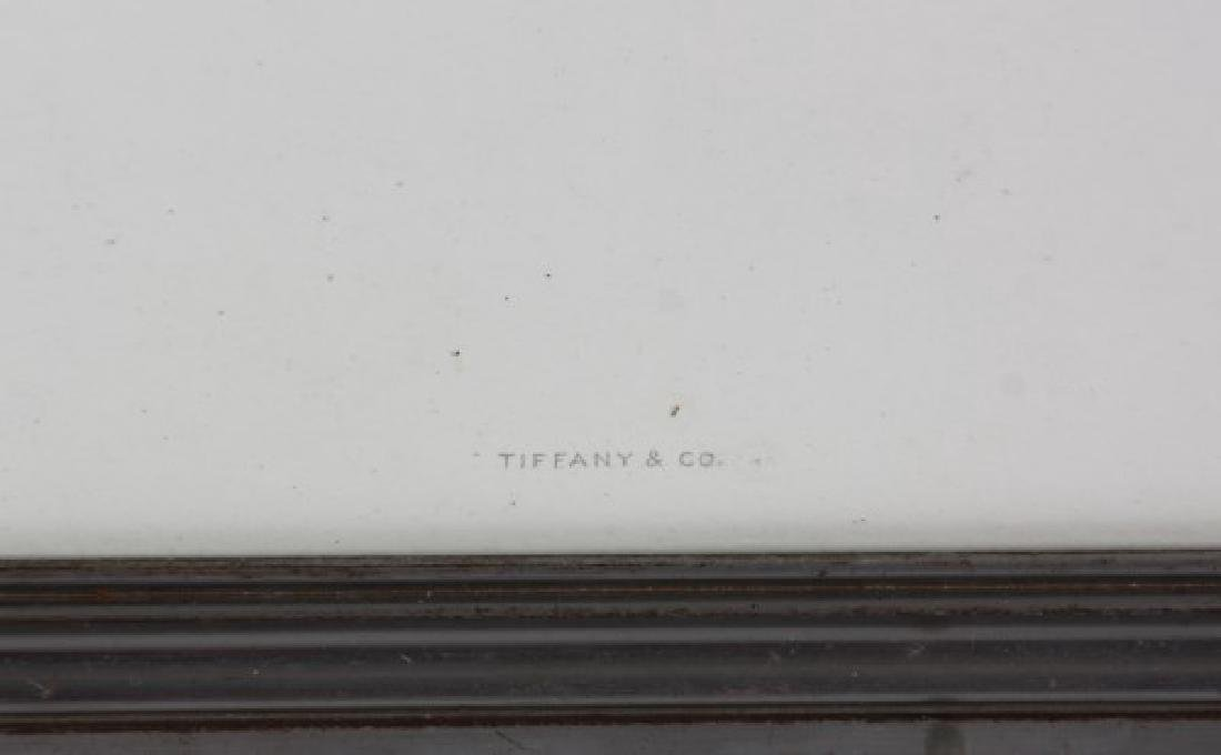 Pr. Hand Painted Tiffany & Co. Coat of Arms - 8