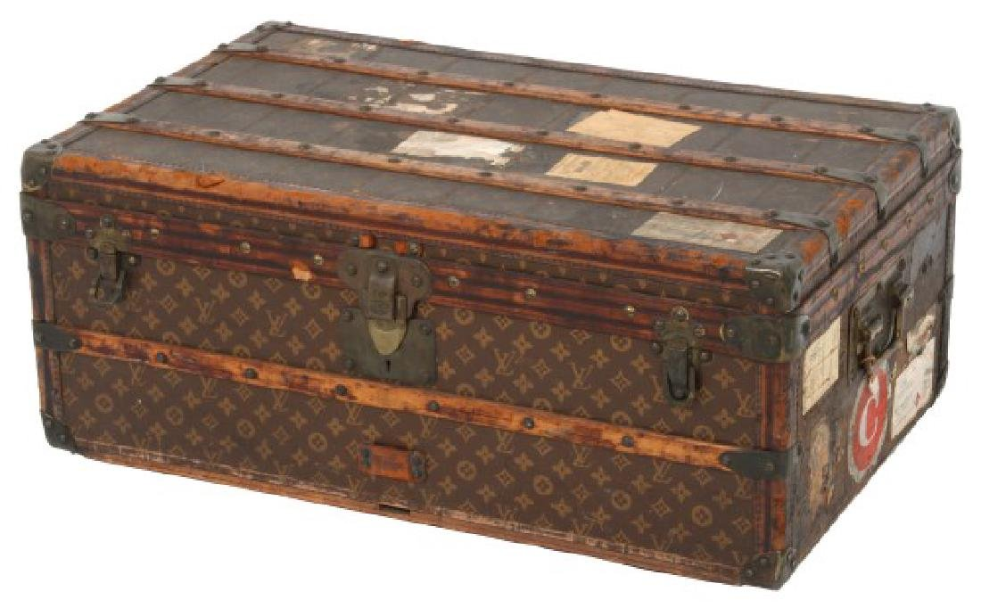 Louis Vuitton Monogram Canvas Trunk