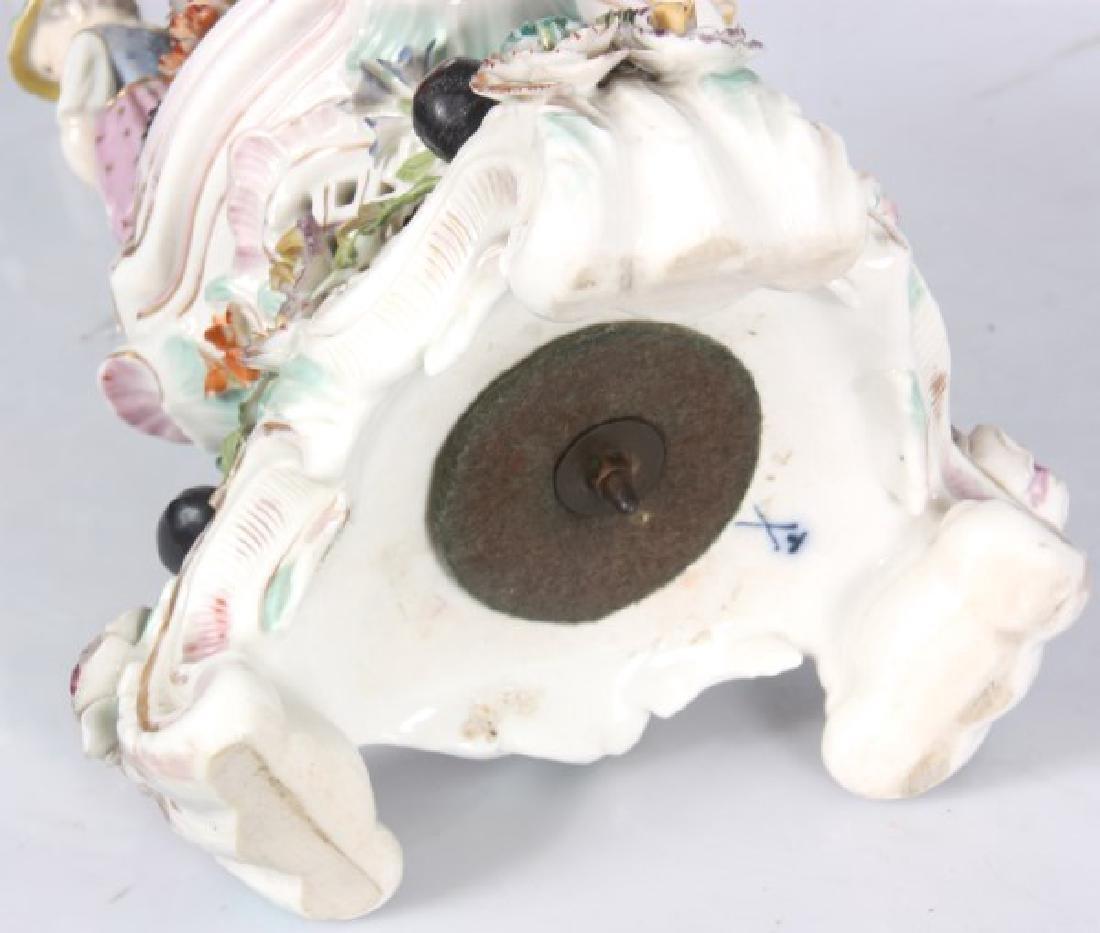 Pr. Meissen, Carl Thieme Porcelain Compotes - 10
