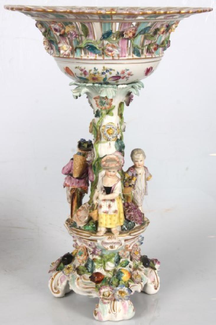 Pr. Meissen, Carl Thieme Porcelain Compotes - 2