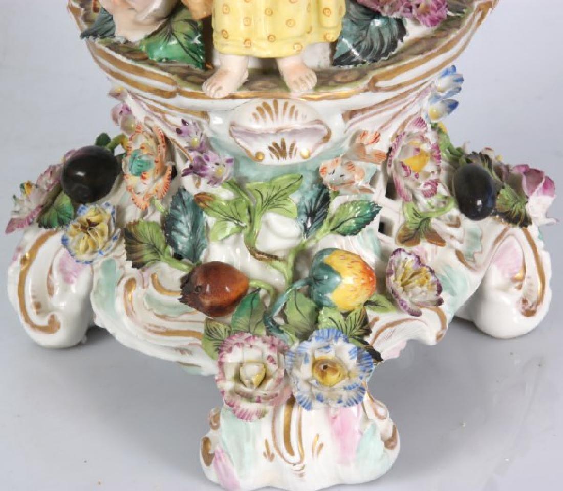 Pr. Meissen, Carl Thieme Porcelain Compotes - 3