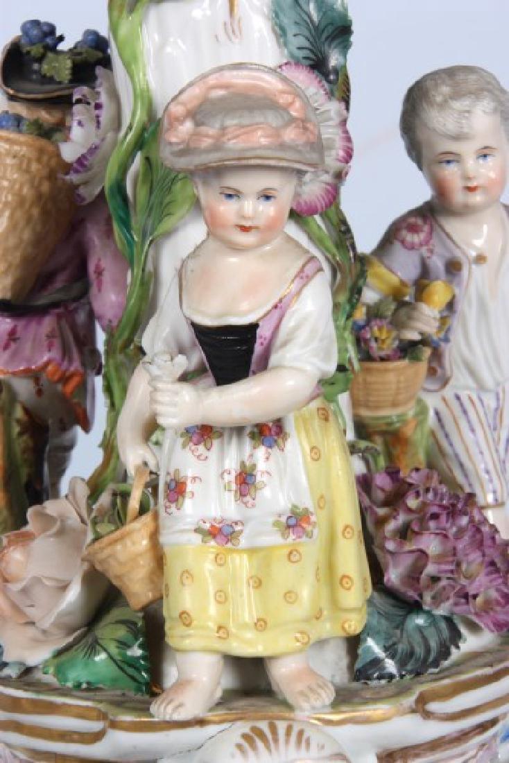 Pr. Meissen, Carl Thieme Porcelain Compotes - 4
