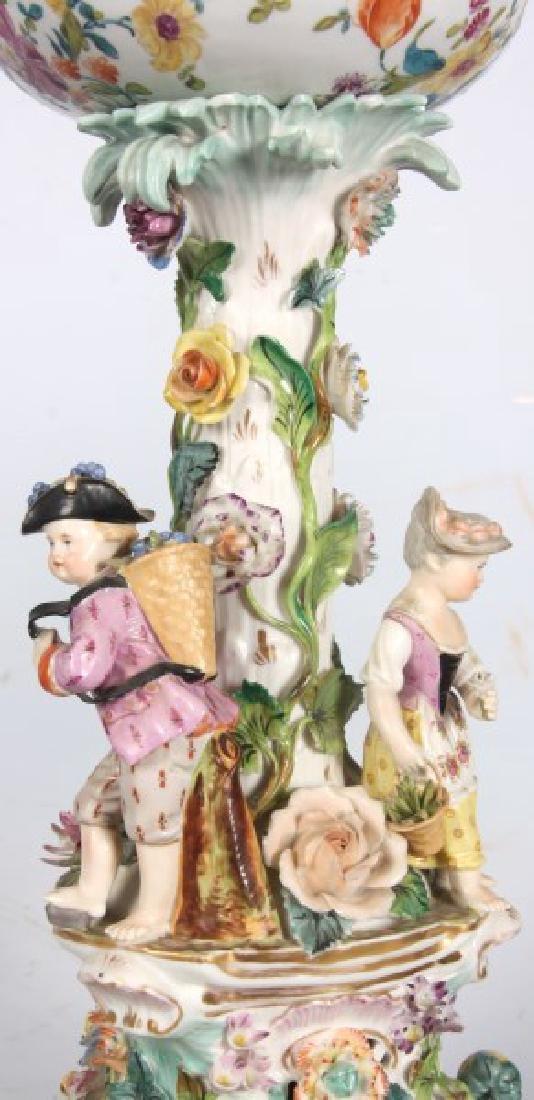 Pr. Meissen, Carl Thieme Porcelain Compotes - 5