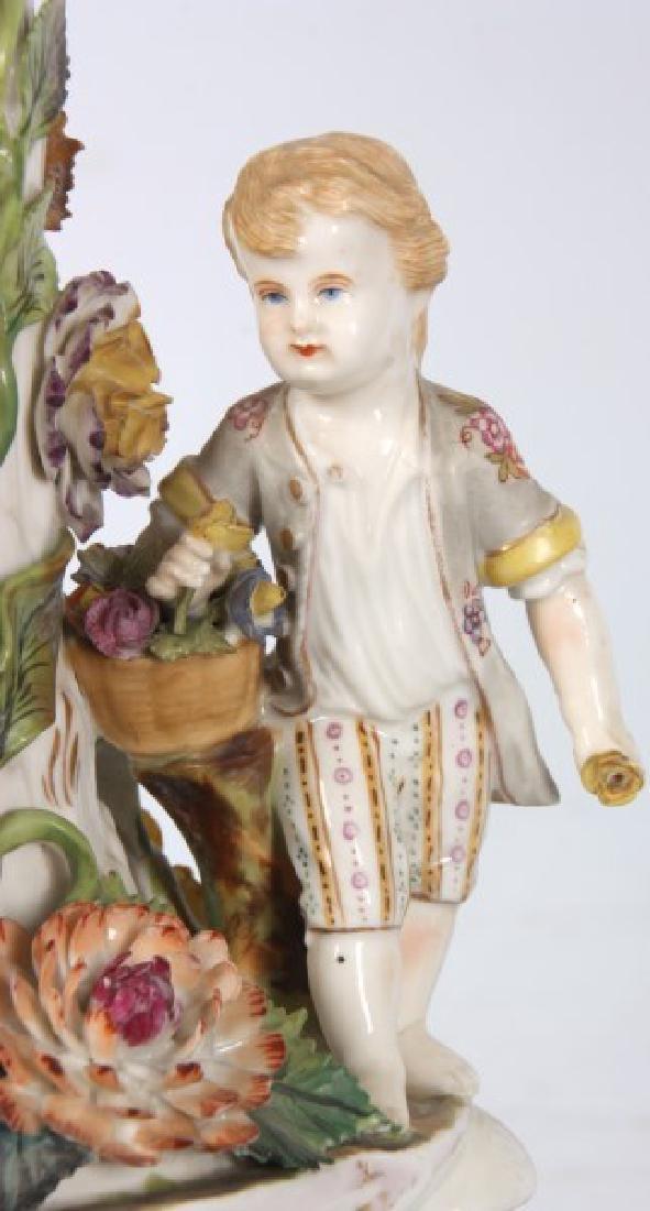 Pr. Meissen, Carl Thieme Porcelain Compotes - 6