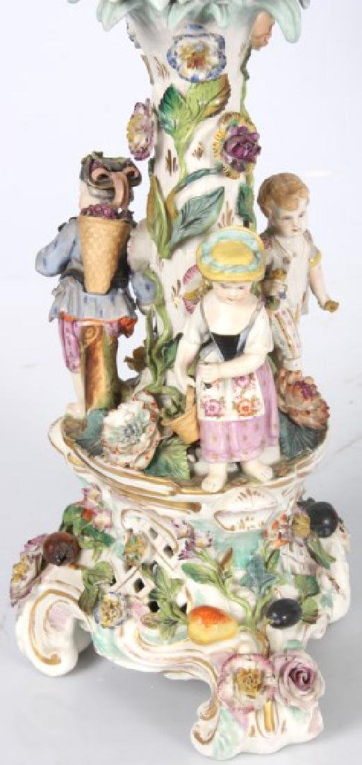 Pr. Meissen, Carl Thieme Porcelain Compotes - 9