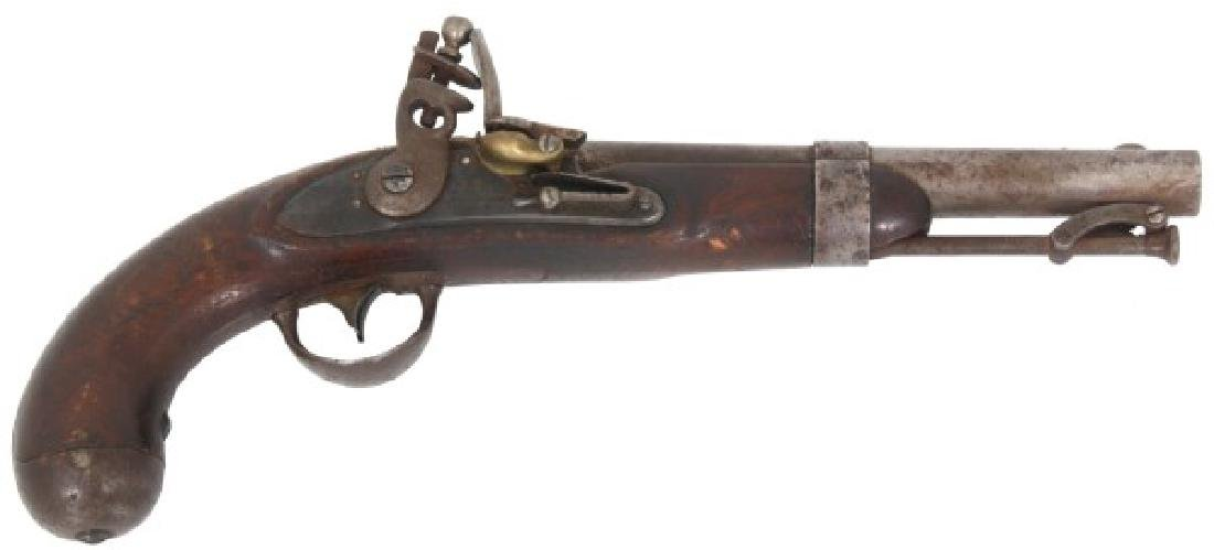 Model 1836 Flintlock Pistol