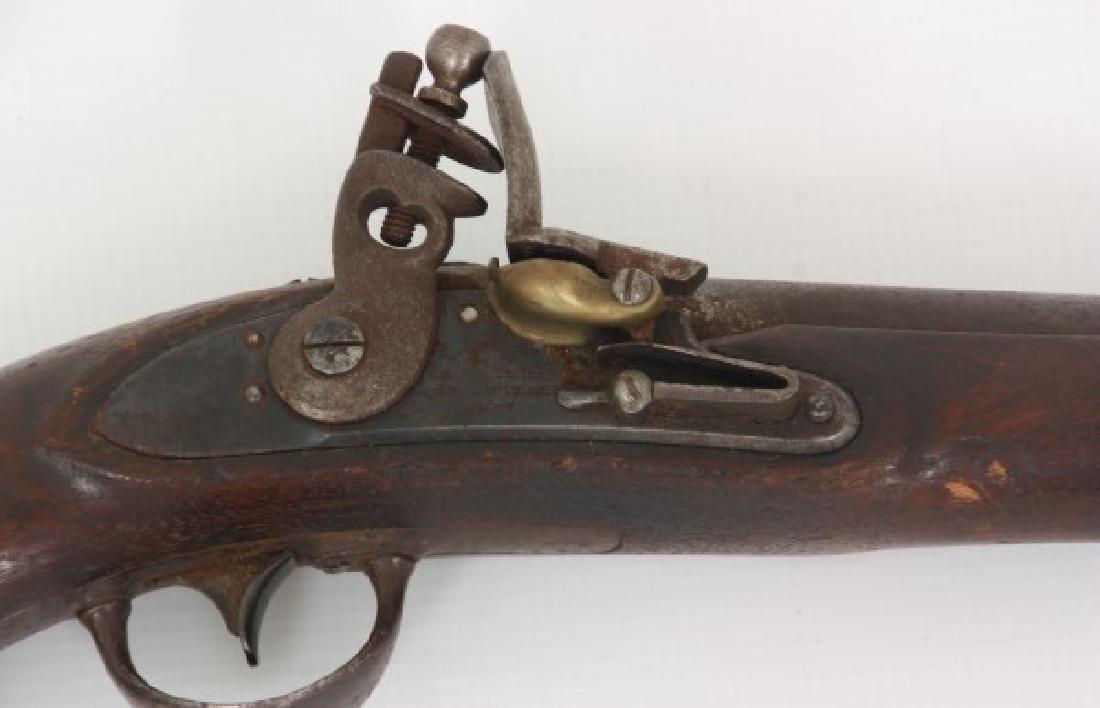 Model 1836 Flintlock Pistol - 2