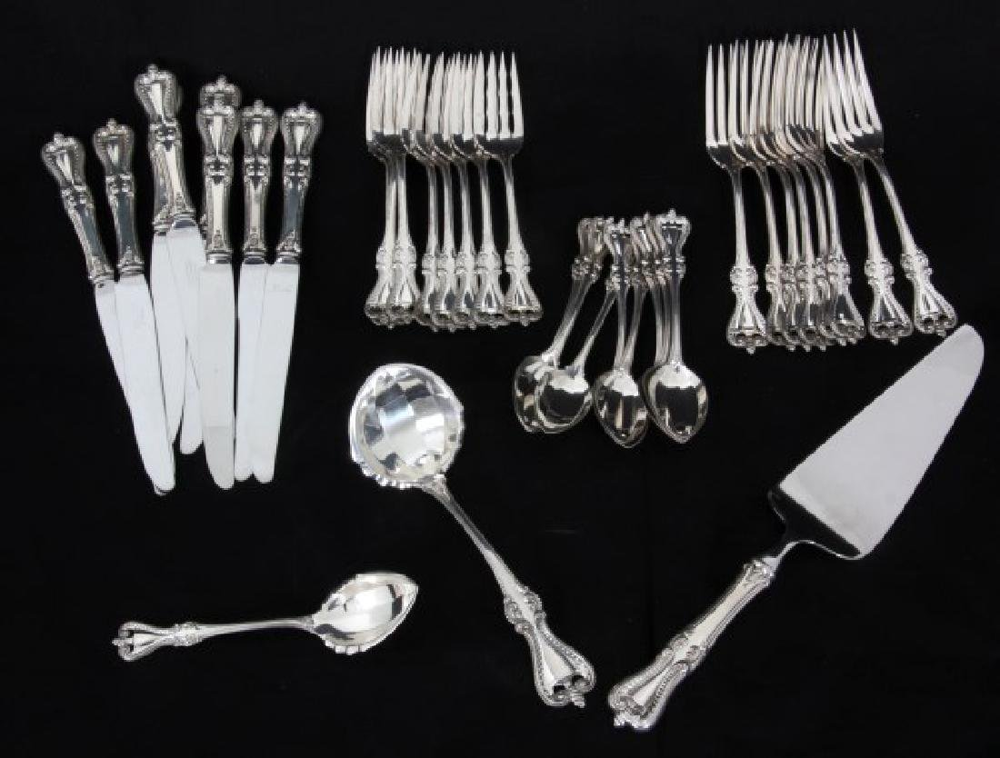 35 Pcs. Towle Sterling Silver Flatware – Old Colon