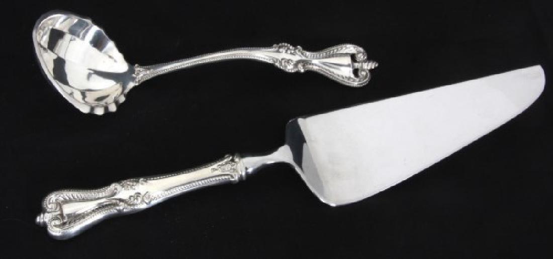 35 Pcs. Towle Sterling Silver Flatware – Old Colon - 7