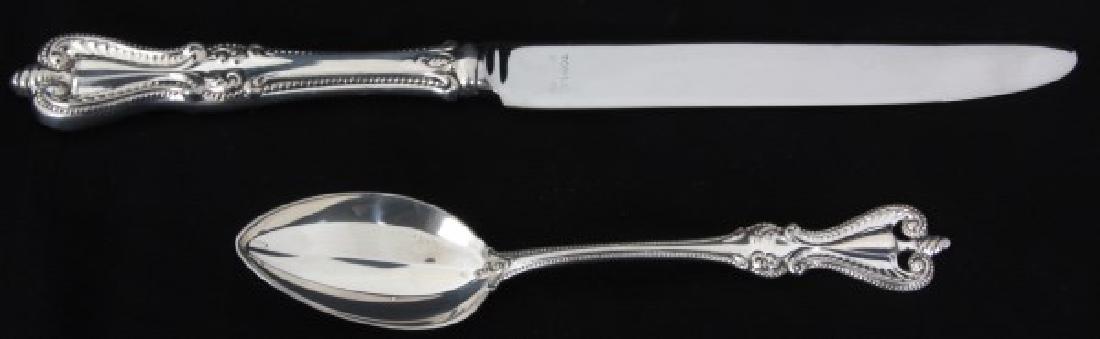 35 Pcs. Towle Sterling Silver Flatware – Old Colon - 9