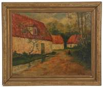 Frits Thaulow (Norwegian, 1847-1906)