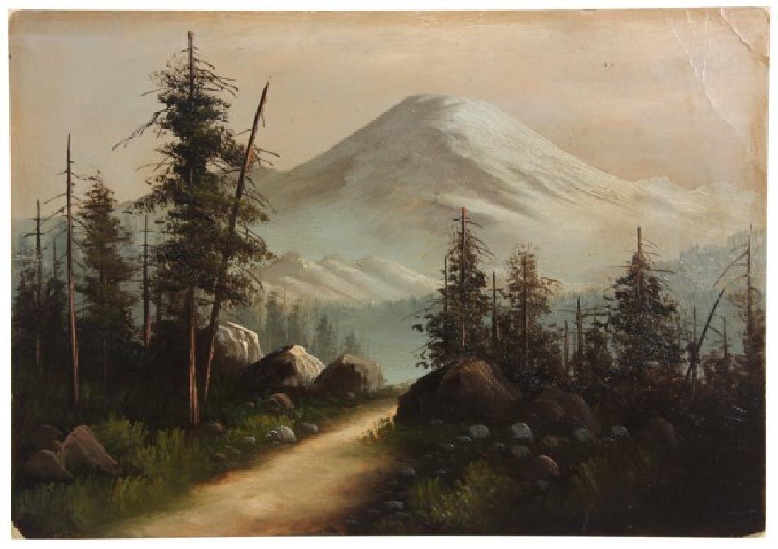 Attr. Albert Bierstadt (American, 1830-1902)