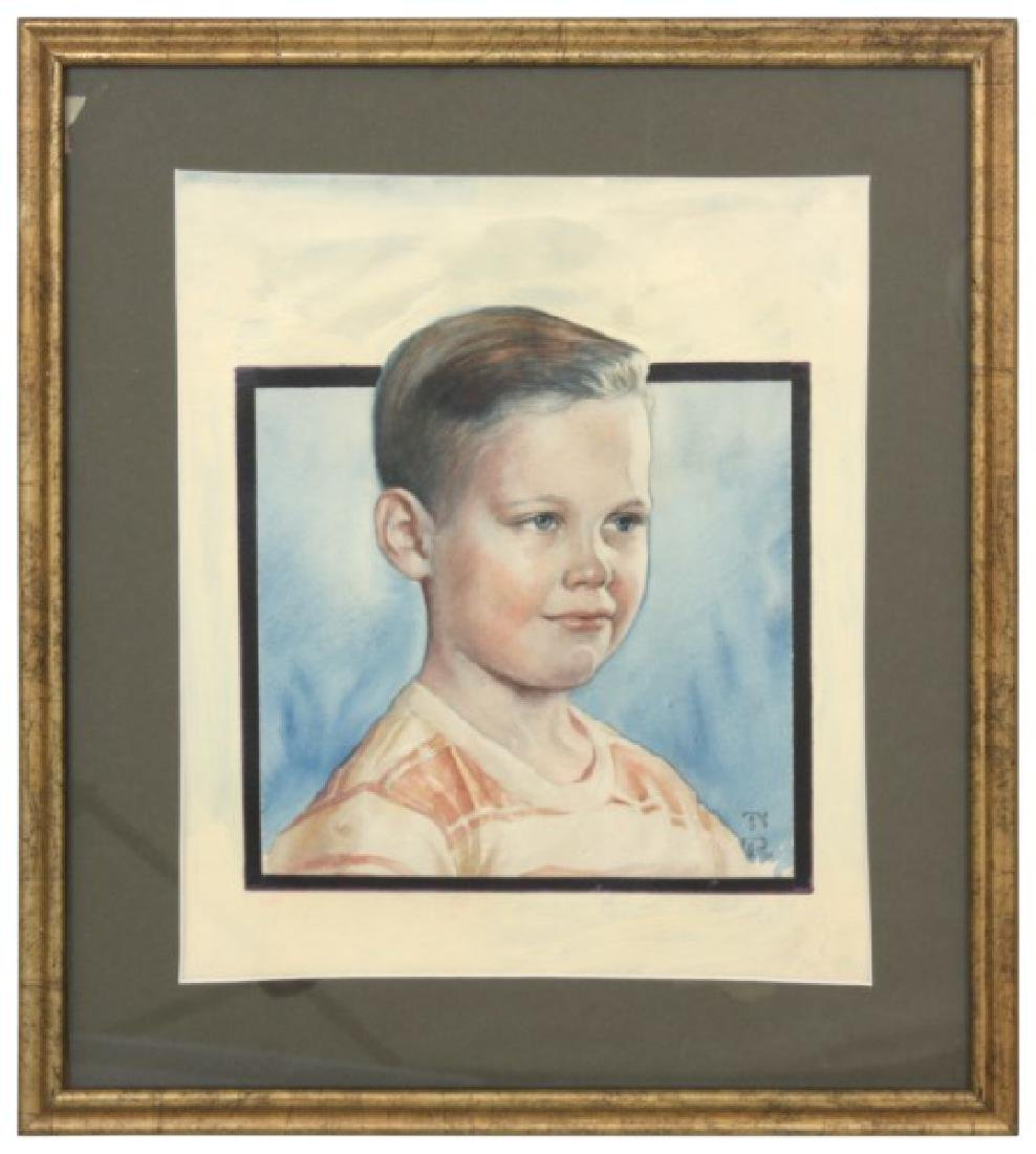 Norman Rockwell (American 1894-1978)