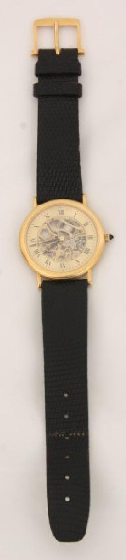 18K Breguet Skeletonized Wristwatch - 2
