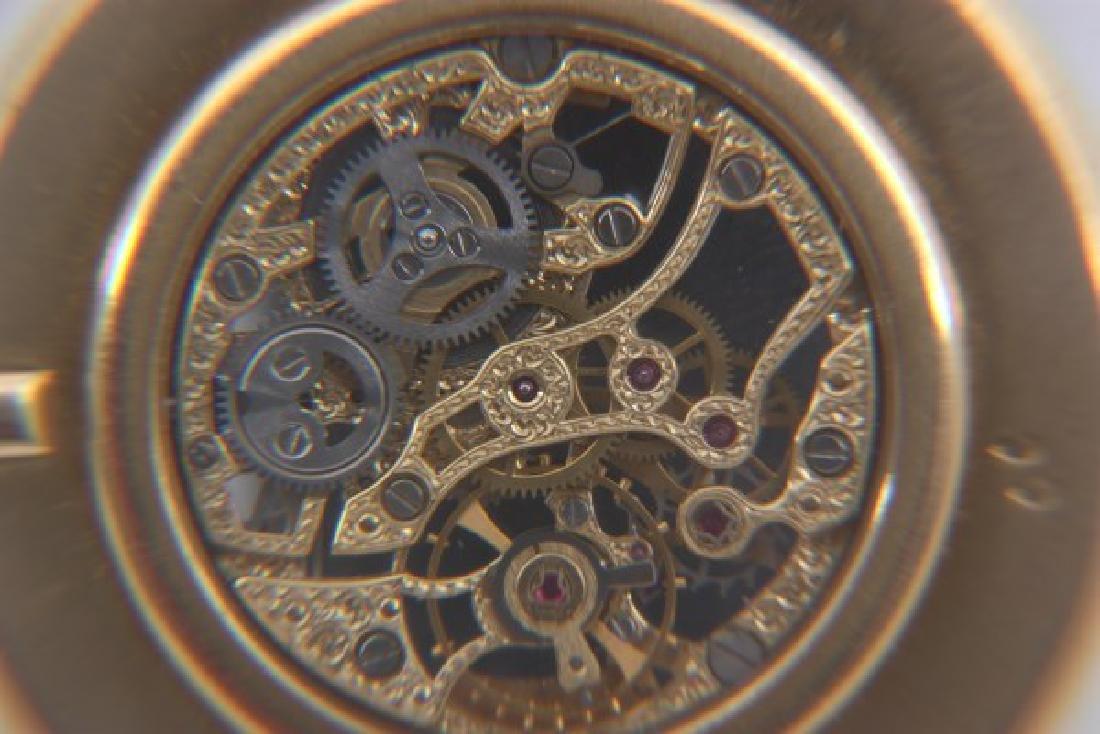 18K Breguet Skeletonized Wristwatch - 6