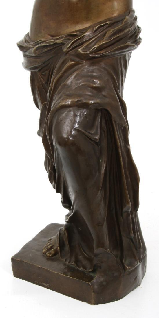 Bronze Figural Venus de Milo Sculpture - 10