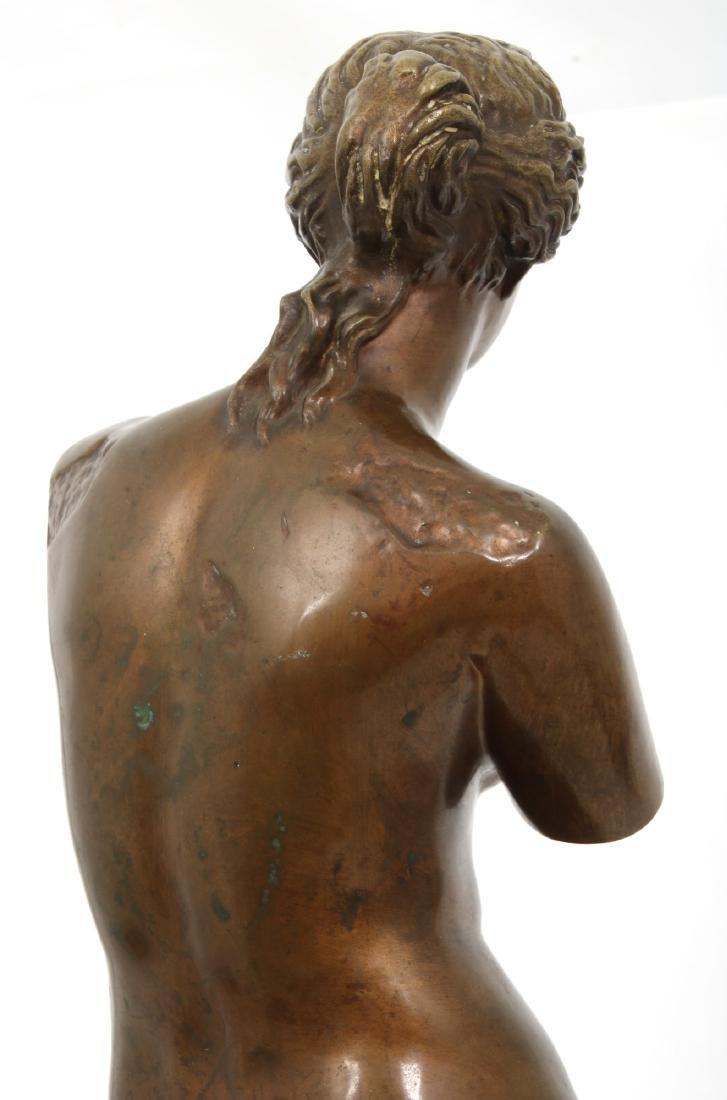Bronze Figural Venus de Milo Sculpture - 5