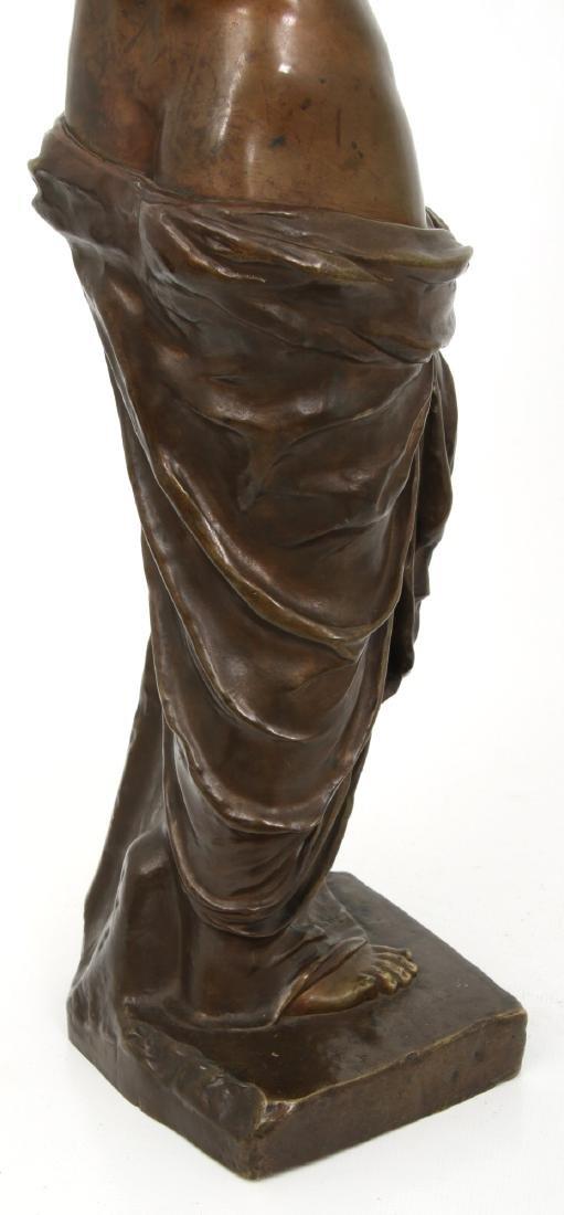 Bronze Figural Venus de Milo Sculpture - 6