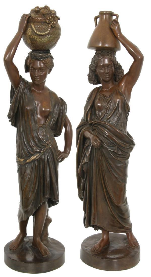 Pr. Charles Cumberworth Bronze Sculptures