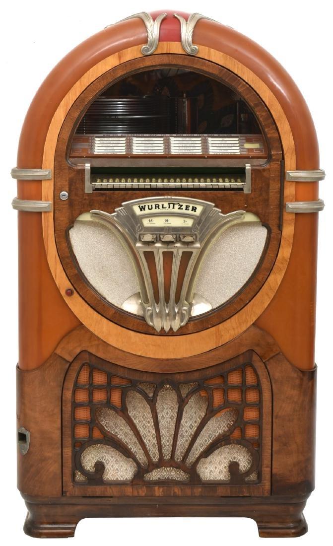 Wurlitzer Model 750-E Jukebox - 1941