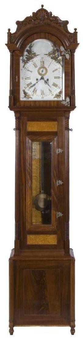 James Doutt Granfather Clock