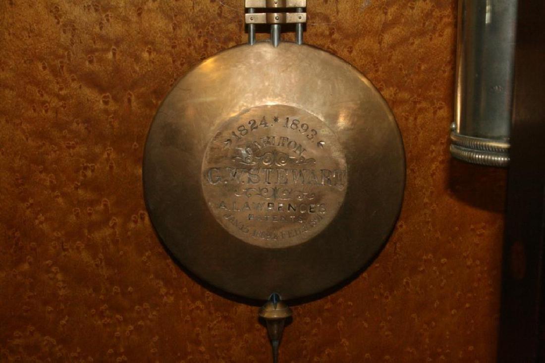 James Doutt Granfather Clock - 3