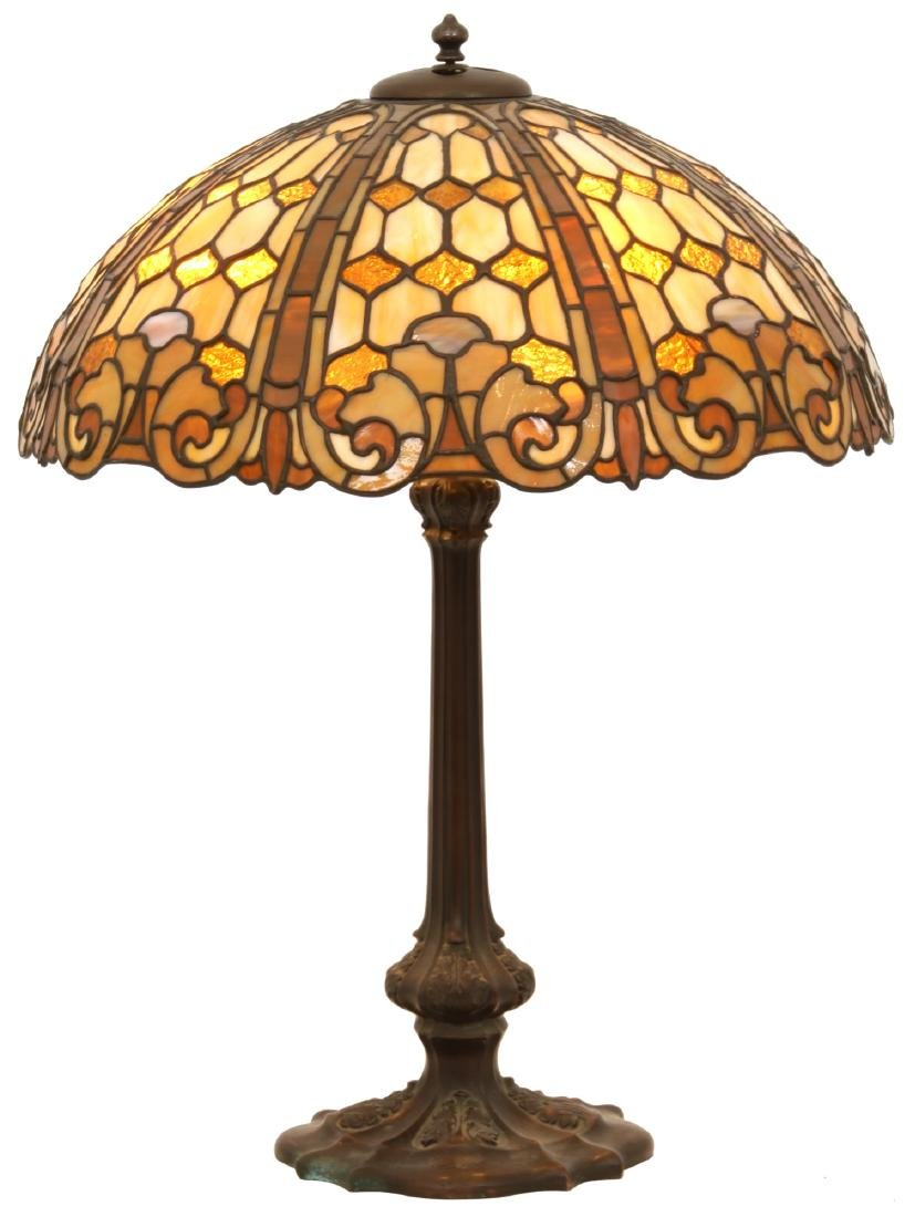 20 in. Duffner & Kimberly Table Lamp