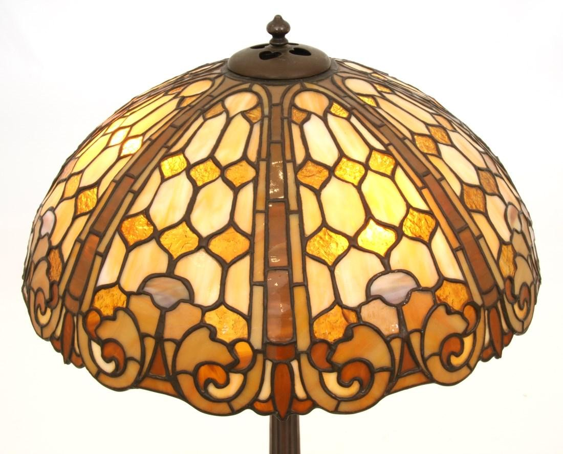 20 in. Duffner & Kimberly Table Lamp - 2