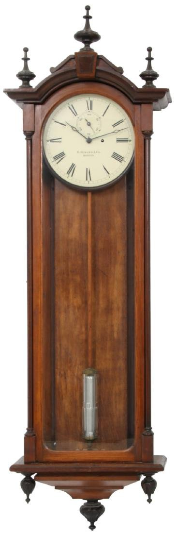 E. Howard & Co. No. 71 Wall Regulator