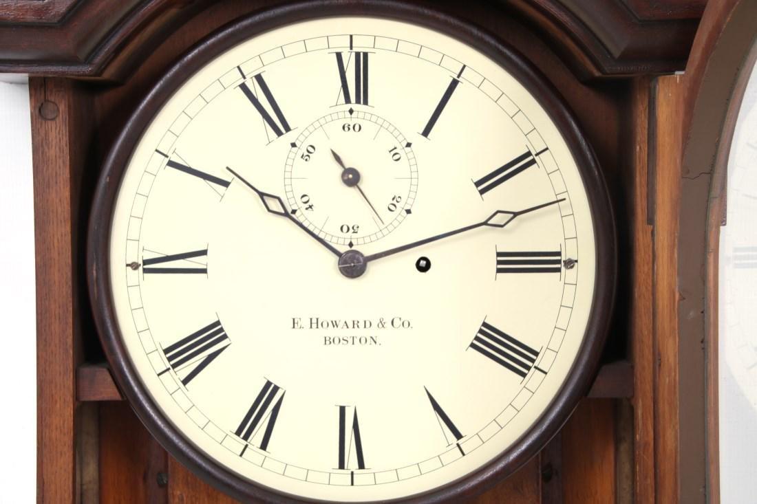 E. Howard & Co. No. 71 Wall Regulator - 5
