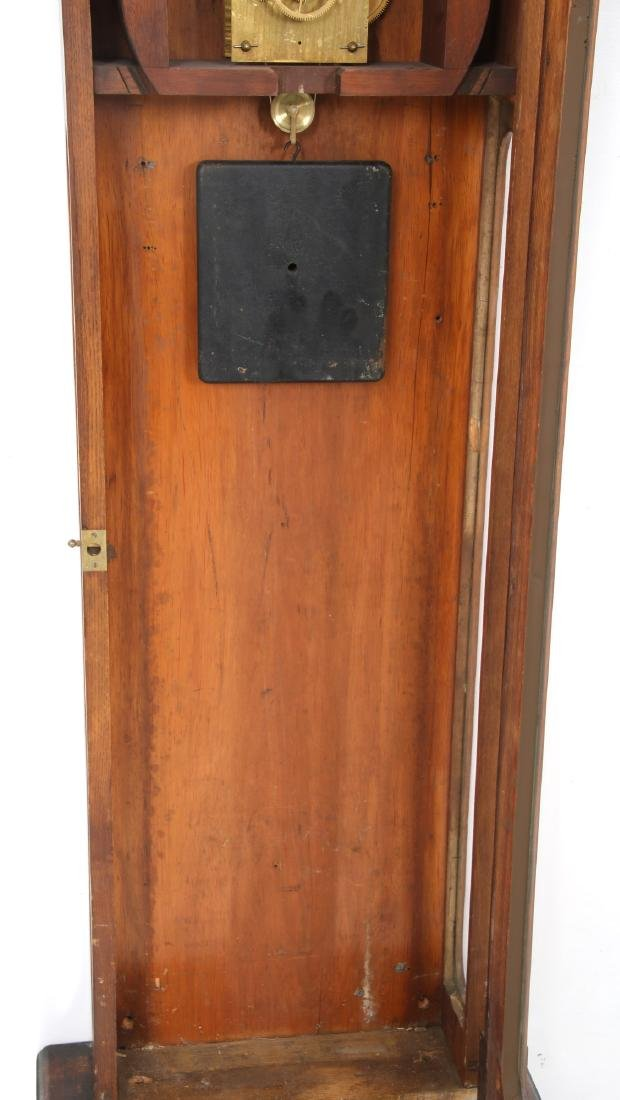 E. Howard & Co. No. 71 Wall Regulator - 9