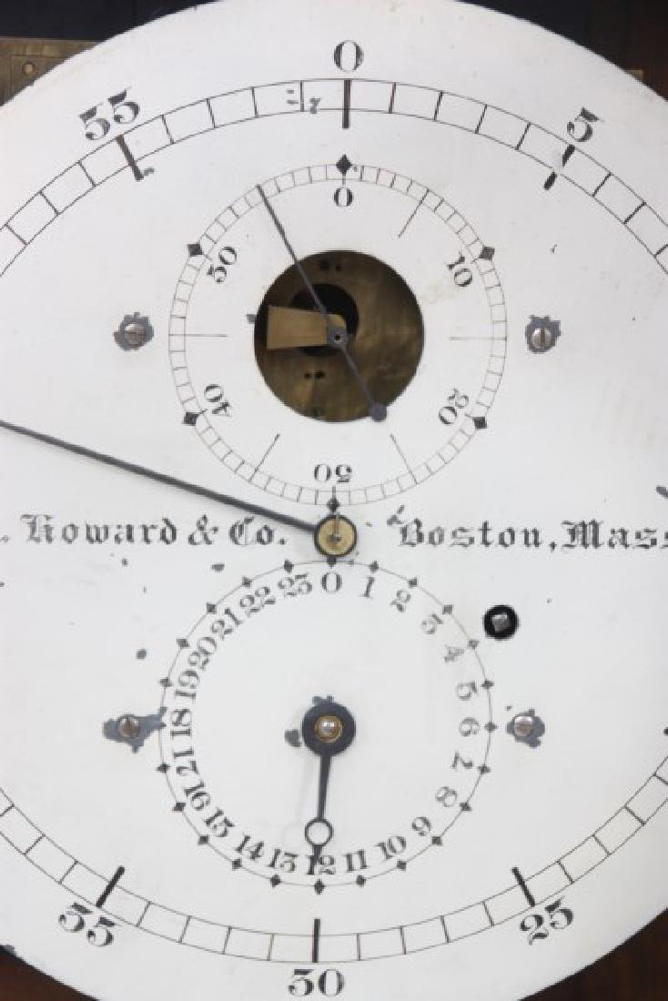 E. Howard No. 74 Gravity Escapement Regulator - 9