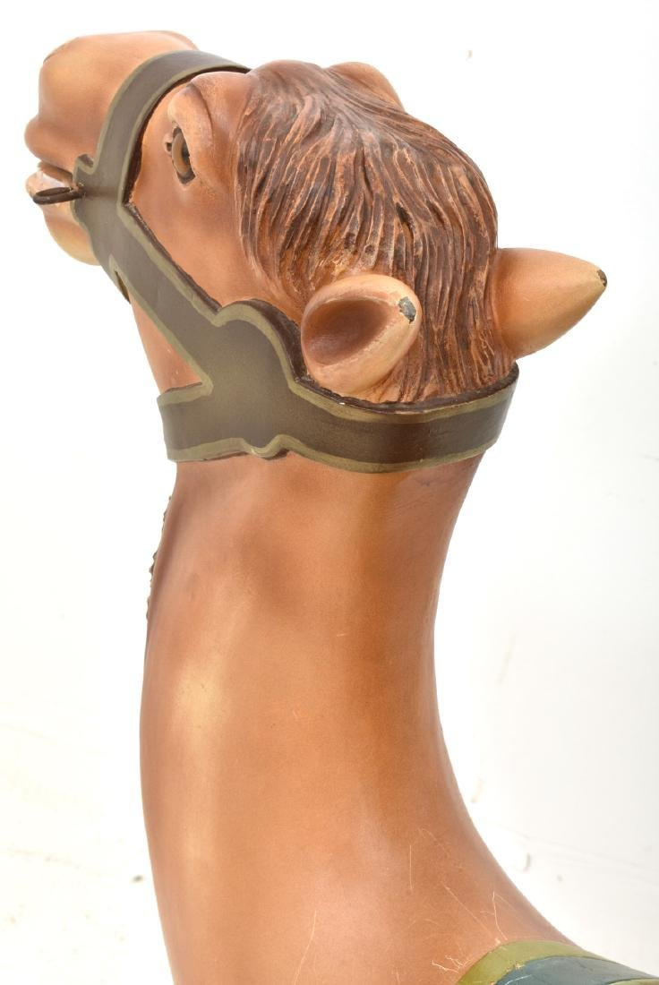 Charles Looff Jeweled Carousel Camel - 10