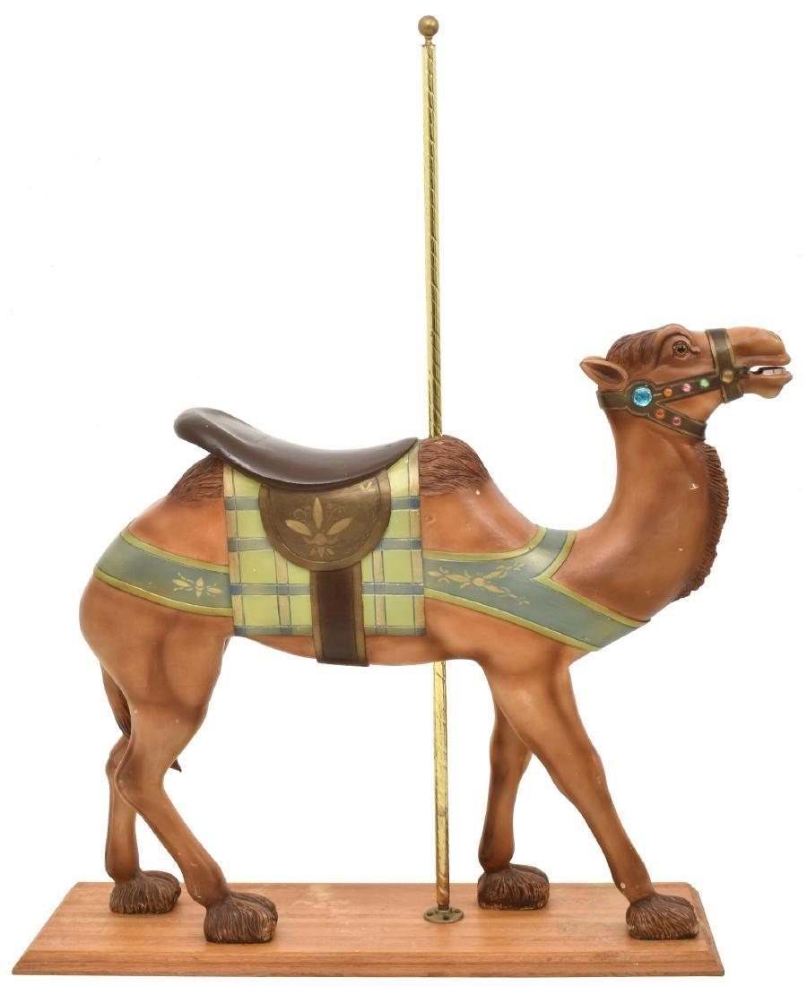 Charles Looff Jeweled Carousel Camel
