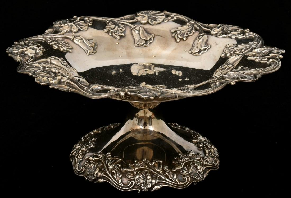 Shreve & Co. Sterling Silver Tazza