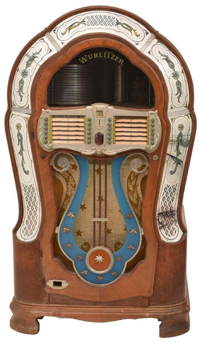 Wurlitzer Model 1080 Jukebox - 1947