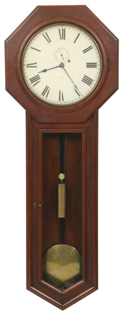 Seth Thomas No. 18 Regulator Clock