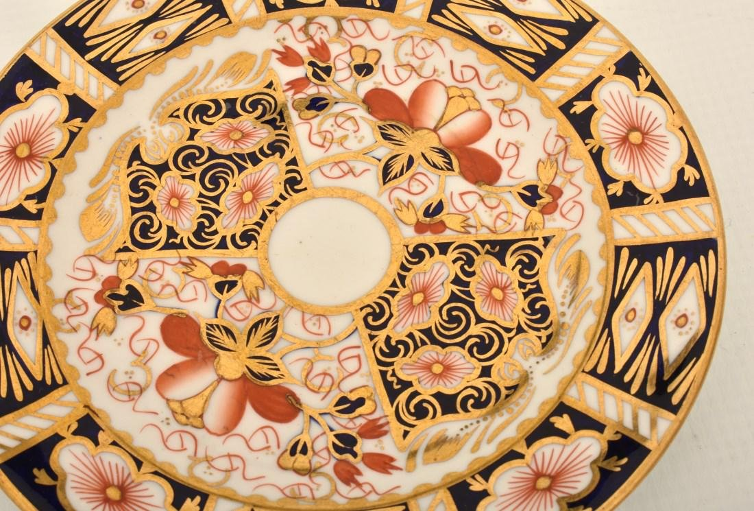 18 Pcs. Royal Crown Derby Imari Pattern - 7