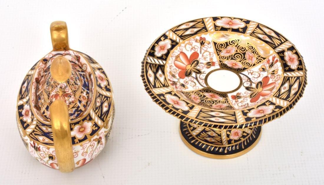 18 Pcs. Royal Crown Derby Imari Pattern - 9