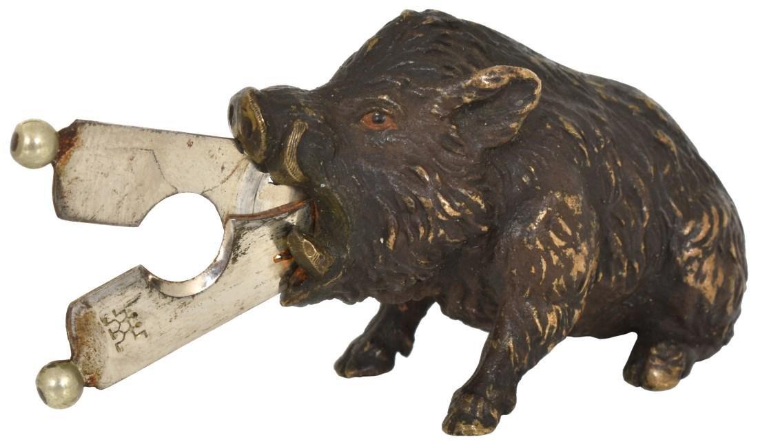 J.A. Henckels Bronze Cigar Cutter
