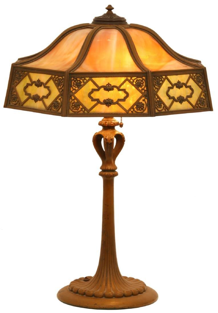 17 in. Wilkinson Overlay Table Lamp
