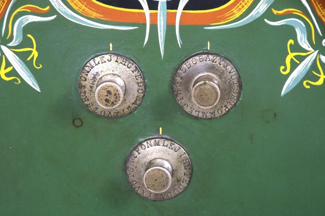 Victorian Cast Iron Parlor Safe - 2