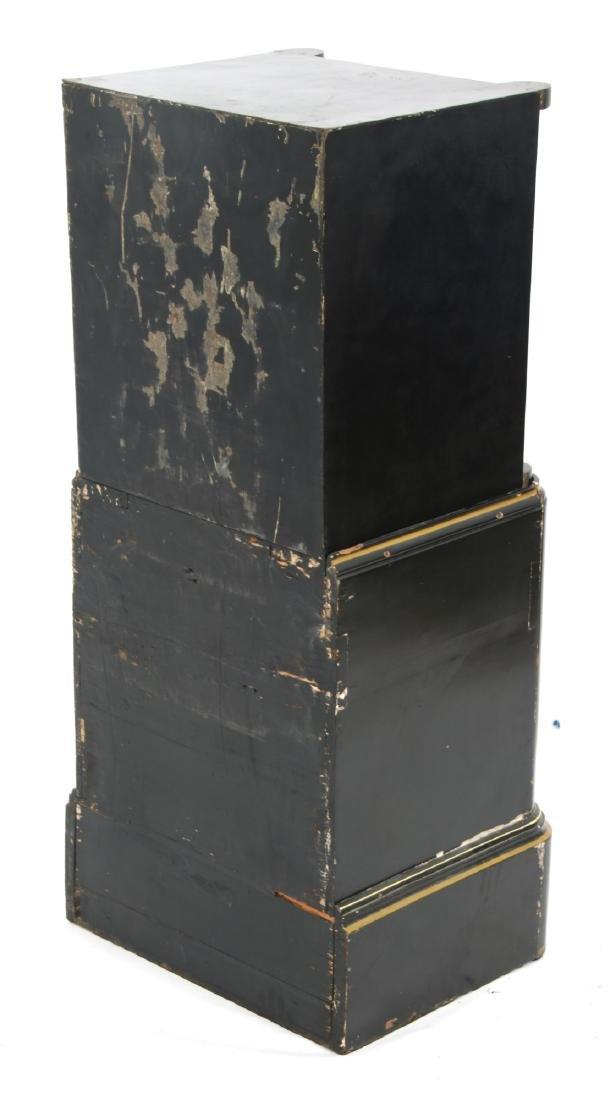 Victorian Cast Iron Parlor Safe - 6
