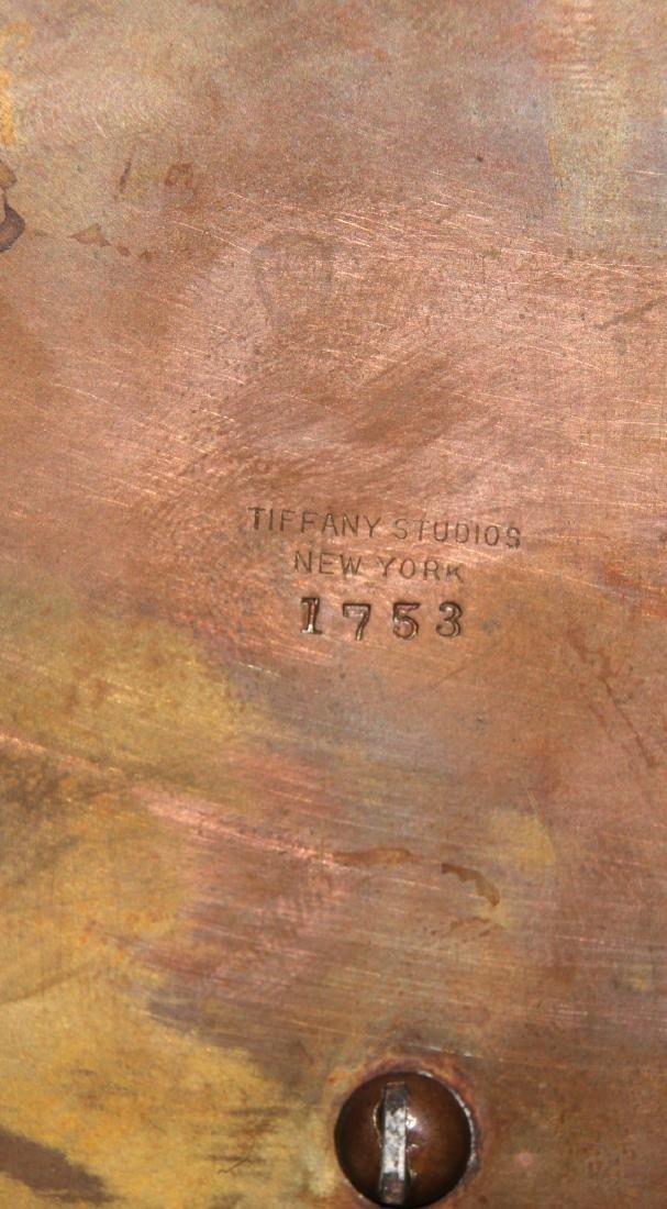 2 Tiffany Studios Bronze Desk Set Pieces - 10