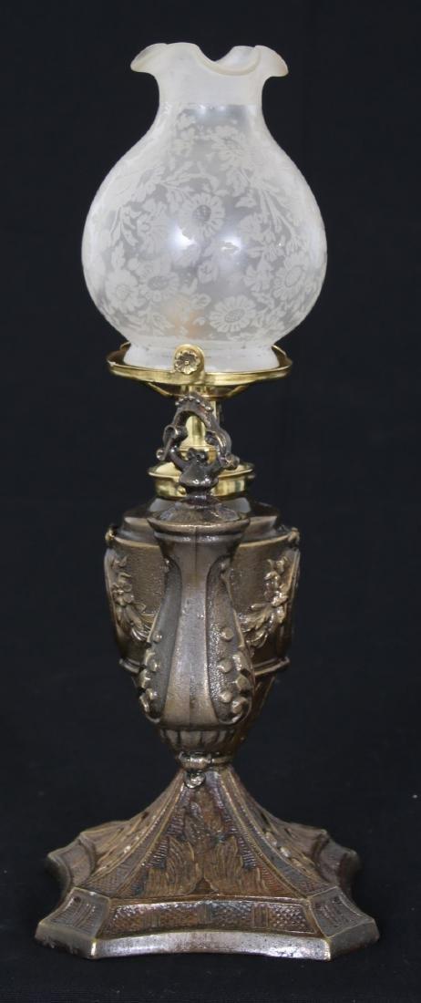 Miniature Cigar Store Lighter Lamp - 3
