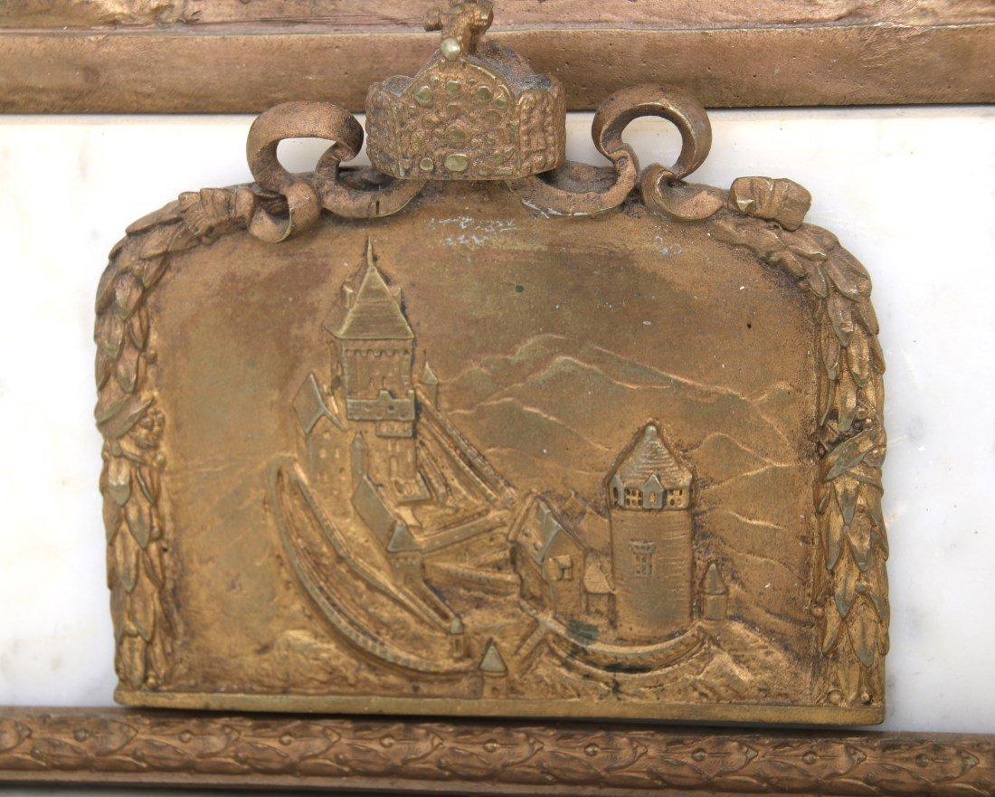 "Carl Kauba Bronze ""Rudolph of Habsburg"" - 9"